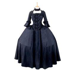 CosplayDiy Women's Elegant Gothic Dress Costume XXS Cospl... http://www.amazon.com/dp/B014CNNC1E/ref=cm_sw_r_pi_dp_8z3vxb1JT1BG0