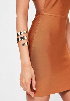 Go for this gold thick double banded arm cuff - and steal the scene. Fashion Jewelry, Women Jewelry, Missguided, Costume Jewelry, Arm, Scene, Womens Fashion, Greece, Gold