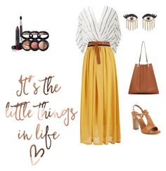 Untitled #34 by palak-obhan on Polyvore featuring polyvore, fashion, style, Free People, Valentino, Victoria Beckham, Sydney Evan, Laura Geller and clothing