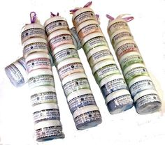 The Scentsational 7! Extra Shot Body Balm Tower Of Moisture! - Just a little taste of this moisturelicious body balm really goes a long way!! One 2 oz. mini delivers 15 leg or 6 full body moisturizing applications!    http://www.daybreaklavenderfarm.com/store/The-Scentsational-7-Extra-Shot-Body-Balm-Tower-Of-Moisture-pr-16685-c-313.html#