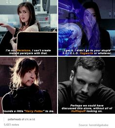 SHIELD being awesome.