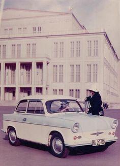 DDR. Trabant P50