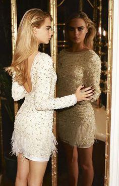 Topshop x Cara Delevingne : les premières images de la campagne de la rentrée 2014 | Glamour