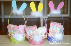 Bunny baskets!