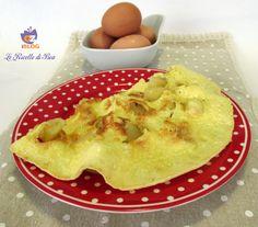 Zero idee per la cena? Vi aiuta il blog Le Ricette di Bea! FRITTATA CON PATATE  la ricetta nel link http://blog.giallozafferano.it/lericettedibea/frittata-con-patate/ #lericettedibea #gialloblogs