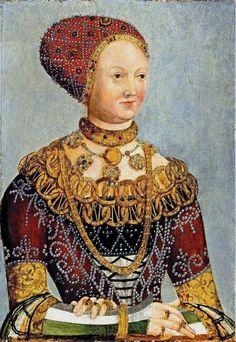 16th century Saxon