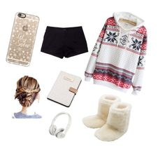 """""""Untitled #13"""" by ligia-oana on Polyvore featuring M&Co, Casetify, Prada Sport, Calvin Klein and Beats by Dr. Dre"""