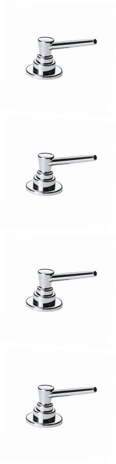 Soap Dispensers-Mounted 121847: Rp1001 Soap Lotion Dispenser, Chrome -> BUY IT NOW ONLY: $37.39 on eBay!