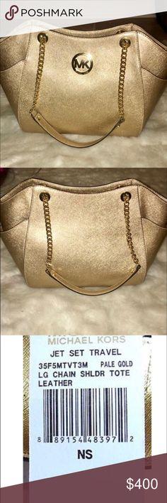 Authentic Michael Kors Shoulder Bag never worn ! Michael Kors Bags Shoulder Bags