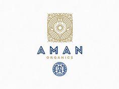 Aman Organics. (More design inspiration at www.aldenchong.com)