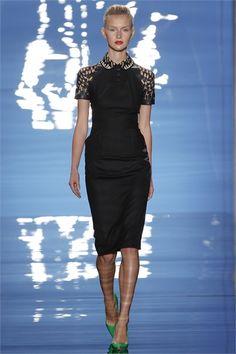 Sfilata Reem Acra New York - Collezioni Primavera Estate 2013 - Vogue