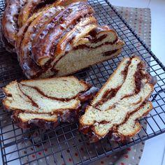 Greenway36: plait pão de nozes