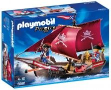 Play Mobile, Sous Marin Rc, Playmobil Pirates, Bateau Pirate, Pirate Boats, Shoulder Bags For School, Pirate Life, Pirate Theme, Asda