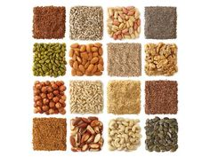10 Everyday Uses for Nuts and Seeds. Because sometimes you feel like a nut; sometimes you don't.