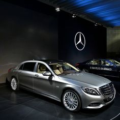 There are first impression—and then there are lasting impressions.  Mercedes Benz