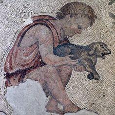 Roman Mosaic Istanbul