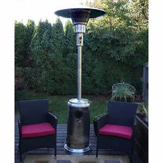 Paramount® Commercial Stainless Steel Patio Heater