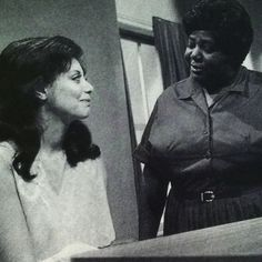 OLTL tackled social issues like Carla Benari an African American who was trying to pass for white. That is until her mother Sadie Gray came to town.