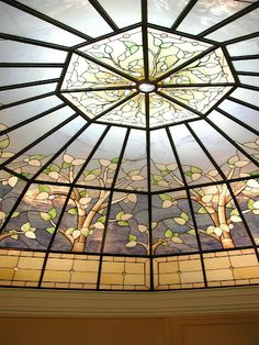 Boise Idaho LDS Temple Stained Glass Skylight detail by Tom Holdman Mormon Temples, Lds Temples, Stained Glass Church, Stained Glass Windows, Lds Temple Pictures, My Father's House, Lds Art, Lds Mormon, Leaded Glass