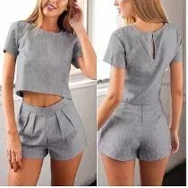 Fashion discovery and shopping in one place at Wheretoget.There is 1 tip to buy romper, dream closet couture. Short Outfits, Stylish Outfits, Summer Outfits, Sewing Clothes, Beautiful Outfits, Cute Dresses, Ideias Fashion, Fashion Dresses, Rompers
