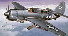 Curtiss SB2C-4 Helldiver UPC-8009-960
