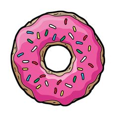 tumblr donut transparent - Google Search