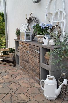 Landscaping Tools, Landscaping Company, Pergola Patio, Backyard, Barbacoa Jardin, Back Gardens, Decoration, Garden Tools, Entryway Tables