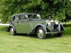 GAF76 1934 Rolls-Royce 20-25 Windovers Limousine  