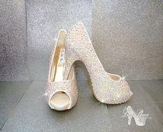 Hey, I found this really awesome Etsy listing at https://www.etsy.com/uk/listing/264207714/peeptoe-fully-crystallised-wedding