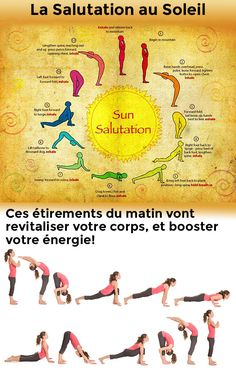 These morning stretches will revitalize your body, and boost your energy - Diet and Nutrition Proper Nutrition, Health And Nutrition, Nutrition Tips, Health Tips, Yoga Gym, Yoga Fitness, Morning Stretches, Healthier Together, Precision Nutrition
