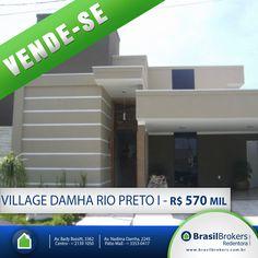 Casa no condomínio Village Damha I com 3 dormitórios com armários embutidos, 1 closet, sacada, lavabo, escritório, cozinha planejada, spa, piso em porcelanato. C368001
