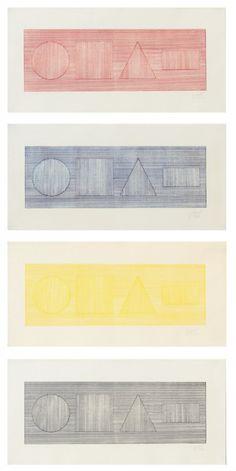Sol LeWitt | SimsReed Gallery