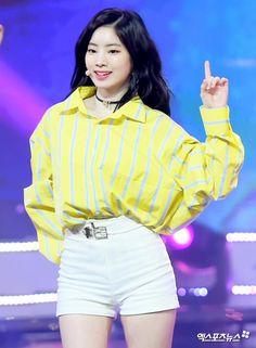 [엑's HD] 다현 '새하얀 두부 소녀'