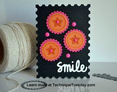 Story Card Sunday: Smile Circles
