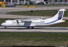 ATR ATR-72-500, BoraJet Airlines, TC-YAD, cn 702, first flight 5.12.2002 (Alitalia Express), BoraJet delivered 2.12.2009. Foto: Istanbul, Turkey, 30.4.2010. Atr 72, Istanbul Turkey, Aircraft, Vehicles, Planes, Aviation, Car, Airplane, Airplanes