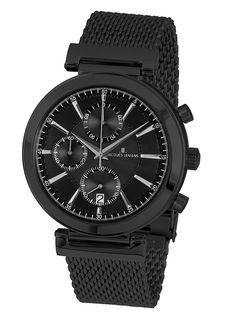 Jacques Lemans Men's Verona Classic Analog Chronograph Watch - lemans with a narcissist for dummies Verona, Chronograph, Le Mans, Michael Kors Watch, Watches For Men, Jacques Lemans, Classic, Narcissist, Cod