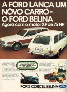Ford Belina 71