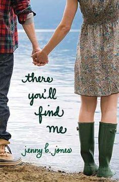 There You¨ll Find Me by Jenny B. Jones  3/5 Estrellas (Enero 2013)
