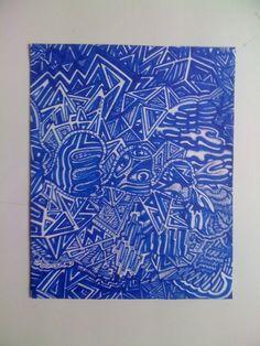 Doodle art - Chris Lacoste