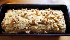HEALTHY RECIPE: Vegan Banana Bread with Applesauce (and Less Sugar!)