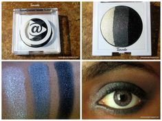 Mary Kay At Play Baked Eye Trio: Tuxedo
