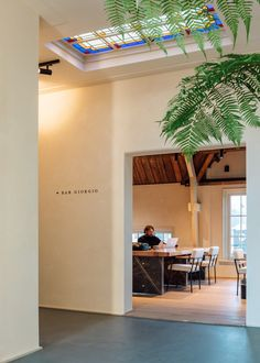Fosbury & Sons Coworking Offices - Amsterdam | Office Snapshots Steel Frame Doors, Amsterdam Photos, Old Hospital, Co Working, Coworking Space, Office Interiors, Architecture, 19th Century, Contemporary