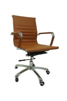 Rob En Ruby Bureaustoel.Een Mooie Comfortabele Leren Bureaustoel Van Rob Ruby Mag Niet