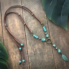 Heishi Beads Simple Necklace,Australian Jade Necklace,Healing Quartz Citrine Necklace,Crystal Necklace,Leather Rope Necklace,Gift for her