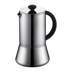 Bodum now makes a stainless steel, double walled French Press! PRESSO Coffee maker