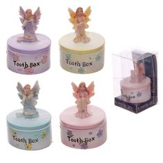 Tooth Fairy Box Assorted Colours | eBay