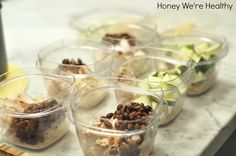 Honey Were Healthy: Food Preparation Day