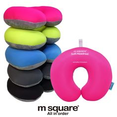 M Square Travel Accessories For U Shape Travel Pillow Massager Cushion Neck Pillow Headrest Foam Cute Travel Car Pillows-in Bag Parts & Accessories from Luggage & Bags on Aliexpress.com | Alibaba Group
