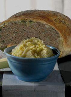 Nøddesteg med kartoffelmos og julekål (kok Bent J. Megzari Andreasen)