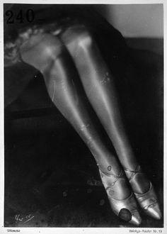 """Yva - """"Beine"""" 1927/28"""